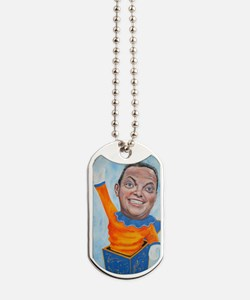 Surprise Dog Tags
