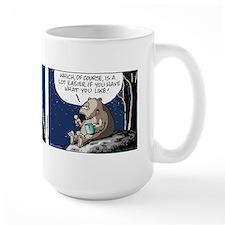 Secret Of Happiness Mugs