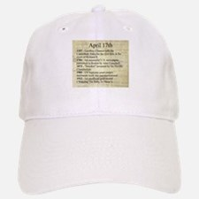 April 17th Baseball Baseball Baseball Cap