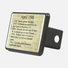 April 15th Hitch Cover
