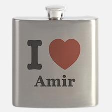 I love Amir Flask