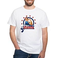 Rosie Proud Army Grandma Shirt