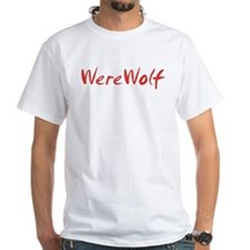 Red WereWolf Shirt