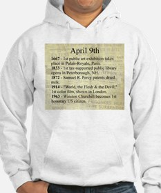 April 9th Hoodie