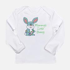 Mommys Little Bunny Long Sleeve T-Shirt