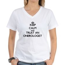 Keep Calm and Trust an Oneirologist T-Shirt