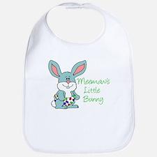 Meemaw Little Bunny Bib