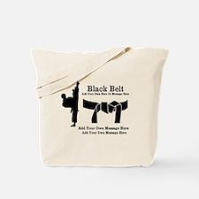Martial Arts Tote Bag