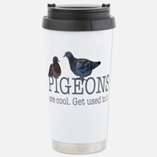 Pigeons are cool Mugs
