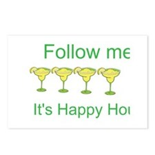 Its Happy Hour! Postcards (Package of 8)