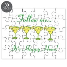 Its Happy Hour! Puzzle