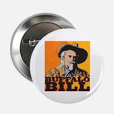 "Buffalo Bill 2.25"" Button (100 pack)"