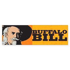 Buffalo Bill Bumper Stickers