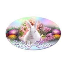Happy-Easter-Bunny- Wall Decal