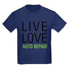 Live Love Auto Repair T
