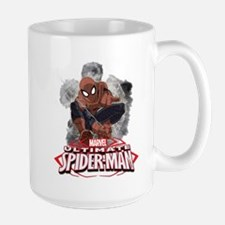 The Ultimate Spiderman Swing Mug