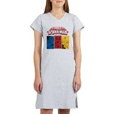 The Ultimate Spiderman Women's Nightshirt