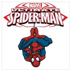The Ultimate Spiderman Wall Art Framed Print