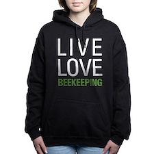 Live Love Beekeeping Hooded Sweatshirt