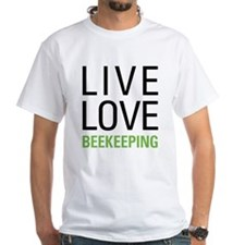 Live Love Beekeeping Shirt