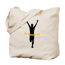 Running winner Tote Bag