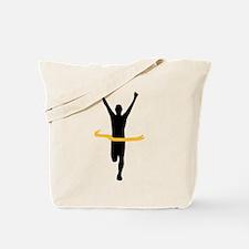 Running winner Tote Bag