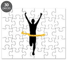 Running winner Puzzle