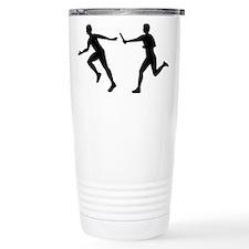 Relay race Travel Coffee Mug