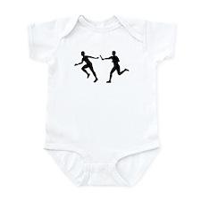 Relay race Infant Bodysuit