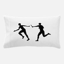Relay race Pillow Case