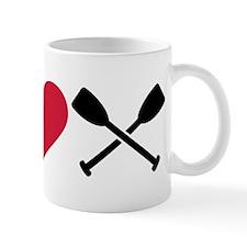 I love Paddling Mug