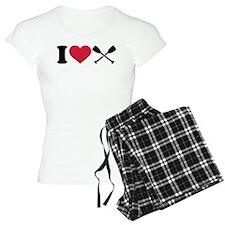 I love Paddling Pajamas