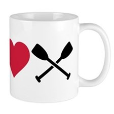 I love Paddling Small Small Mug