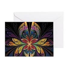 ESplits Butterfly Greeting Card
