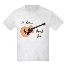 Playing My Guitar T-Shirt