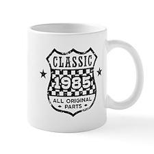Classic 1985 Small Mugs
