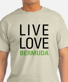 Live Love Bermuda T-Shirt