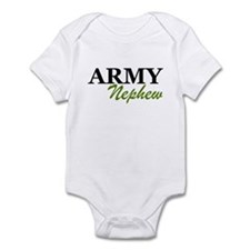Army Nephew Infant Bodysuit