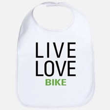 Live Love Bike Bib