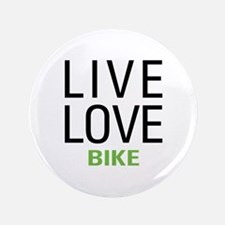 "Live Love Bike 3.5"" Button"