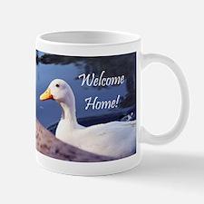 Welcome Home Duck Mugs