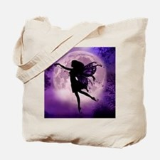 Midnight Stroll Fairy Tote Bag