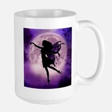 Midnight Stroll Fairy Mugs