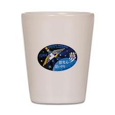 Expedition 39 Wakata Shot Glass