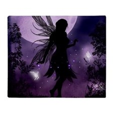 Dancing in the Moonlight Throw Blanket