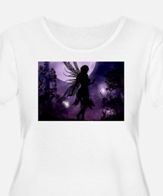 Dancing in the Moonlight Plus Size T-Shirt