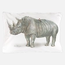 Rhino Pillow Case