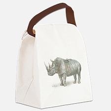 Rhino Canvas Lunch Bag