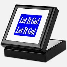 Let It Go! Let It Go! Keepsake Box