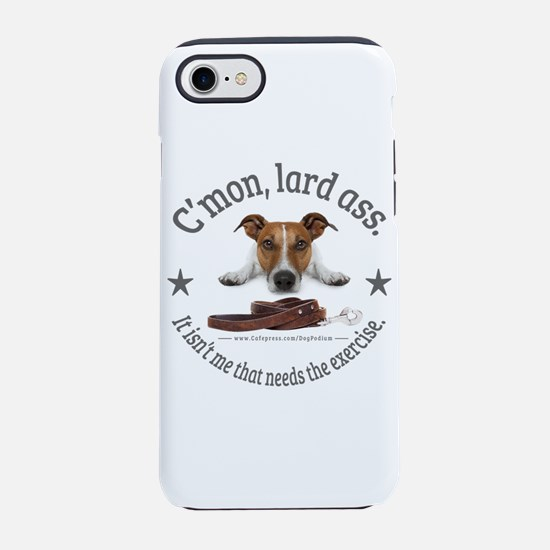 C'mon, lard ass design. iPhone 7 Tough Case